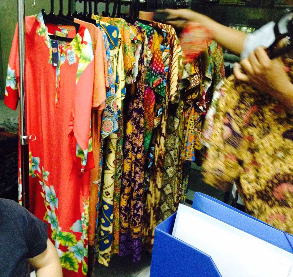 Batik Clothes Rudra Sakti